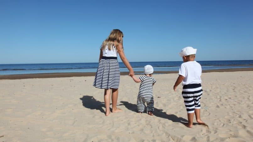Relinquish Control on your Child Friendly Holiday