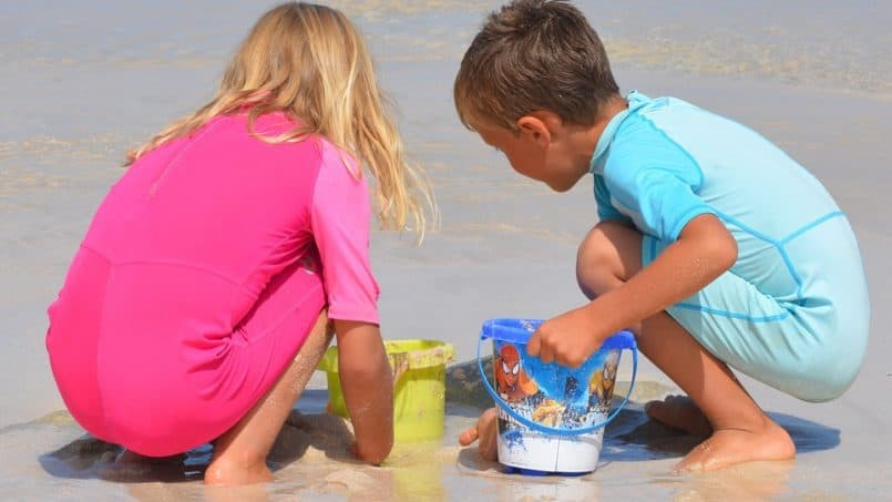 Top Five Beach Destinations with the Family