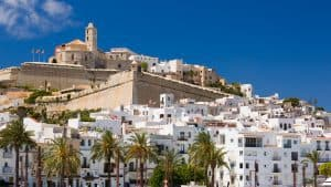 best family holiday destinations - Ibiza