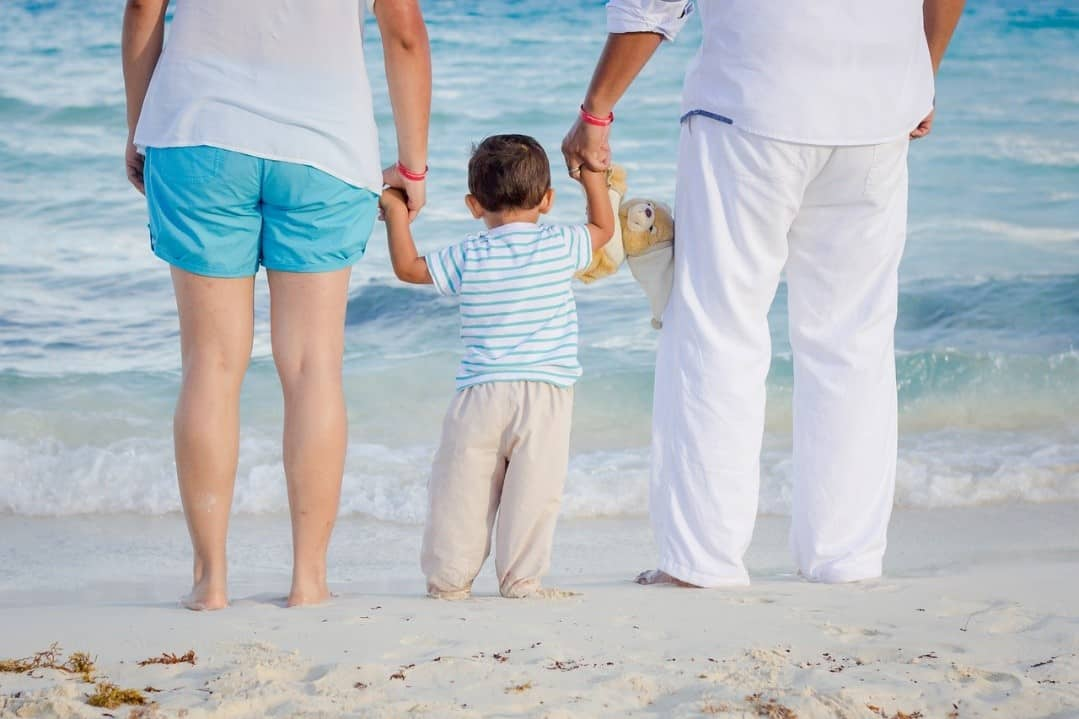 How to Prepare for Your First Family Holiday Abroad